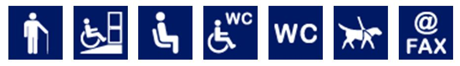 disabled symbols