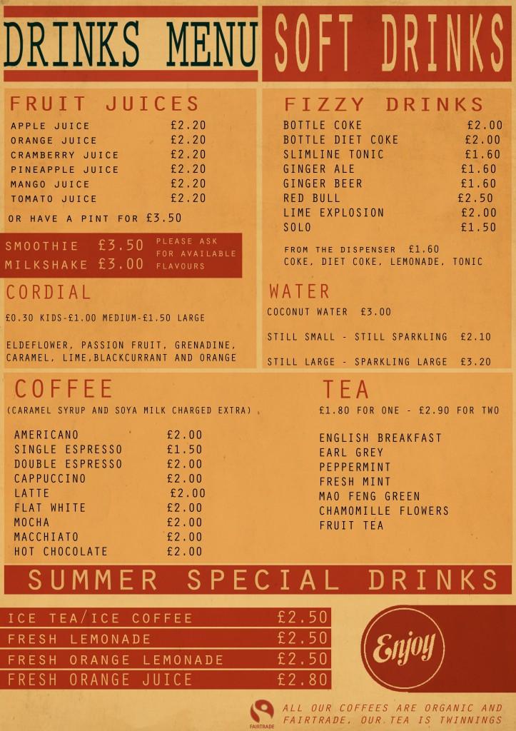 drink menu 1