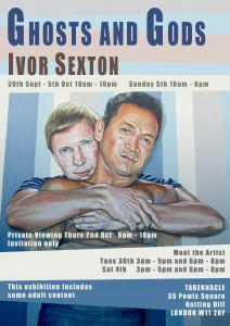 ivor sexton poster small