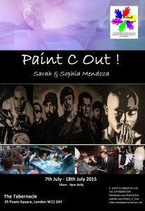 paint c out poster