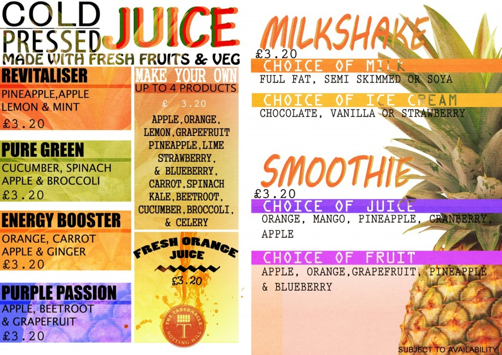 small COLD PRESSE JUICE MENU#5 copy