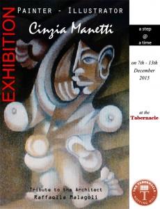Cinzia Manetti exhibition