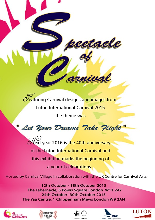 luton carnival exhibition