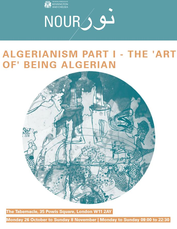 nour exhibition algerianism