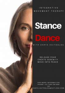 STANCE dance front
