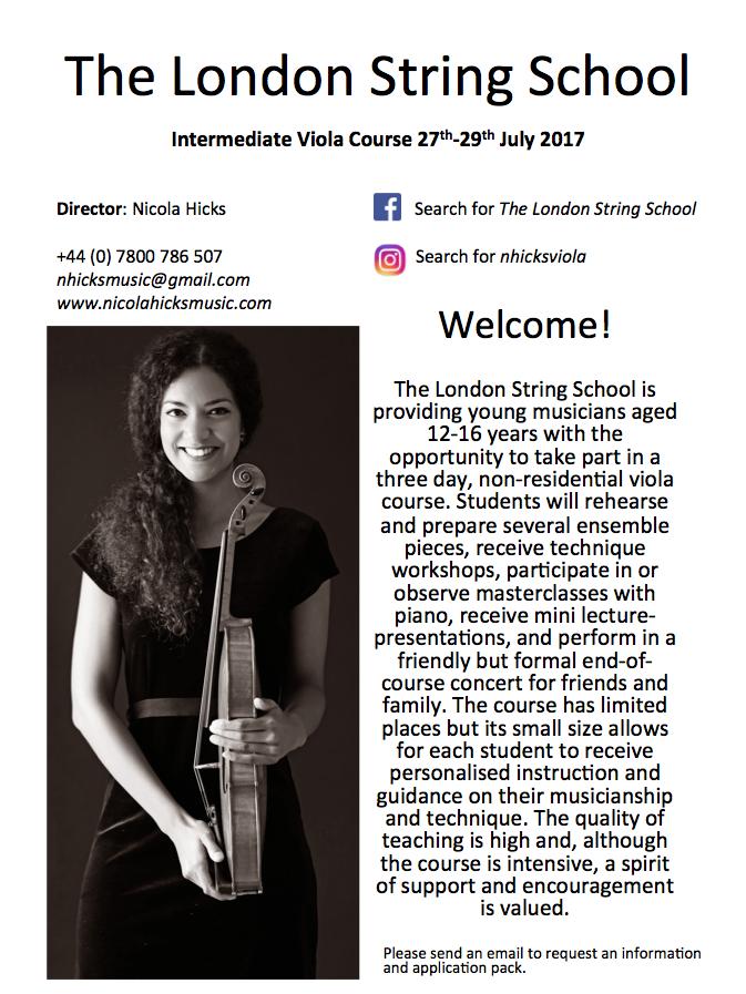 london string school